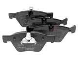 34116771868 Genuine BMW Brake Pad Set; Front