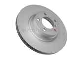 BM-34116792221 Genuine BMW Disc Brake Rotor; 330 X 24mm