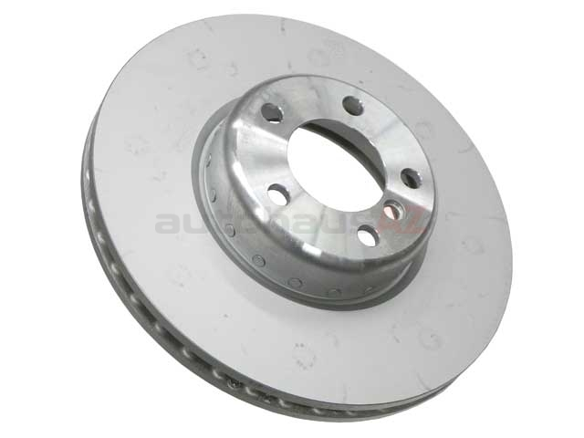 BM-34116792223 Genuine BMW Disc Brake Rotor; Vented 340x30mm