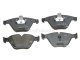 BM-34116794920 Genuine BMW Brake Pad Set