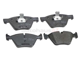 BM-34116797858 Genuine BMW Brake Pad Set
