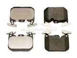BM-34116878876 Genuine BMW Brake Pad Set