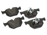 34216775678 Genuine BMW Brake Pad Set; Rear