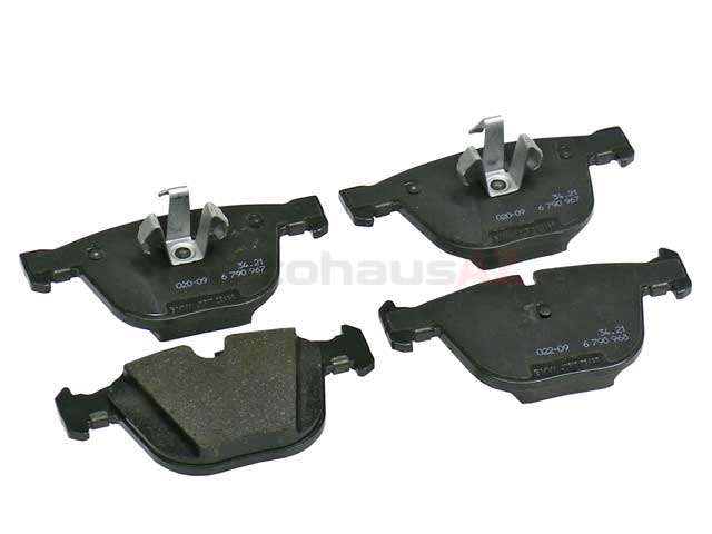 BM-34216790966 Genuine BMW Brake Pad Set