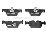 BM-34216873093 Genuine BMW Brake Pad Set