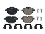 BM-34216885452 Genuine BMW Brake Pad Set