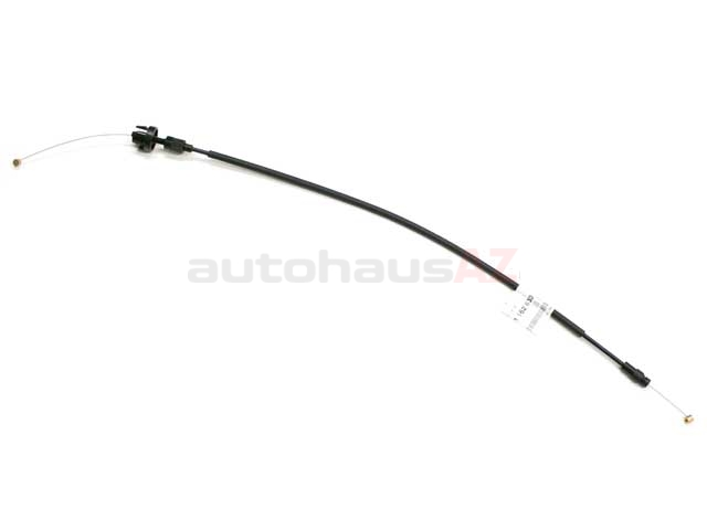 BM-35411162633 Genuine BMW Accelerator Cable; Secondary Throttle Housing to ADS Actuator; 615mm