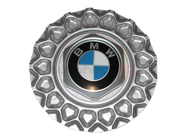 BM-36132225376 Genuine BMW Wheel Cap; 171mm Diameter