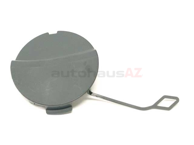 BM-51128061605 Genuine BMW Tow Hook Cover; Primered