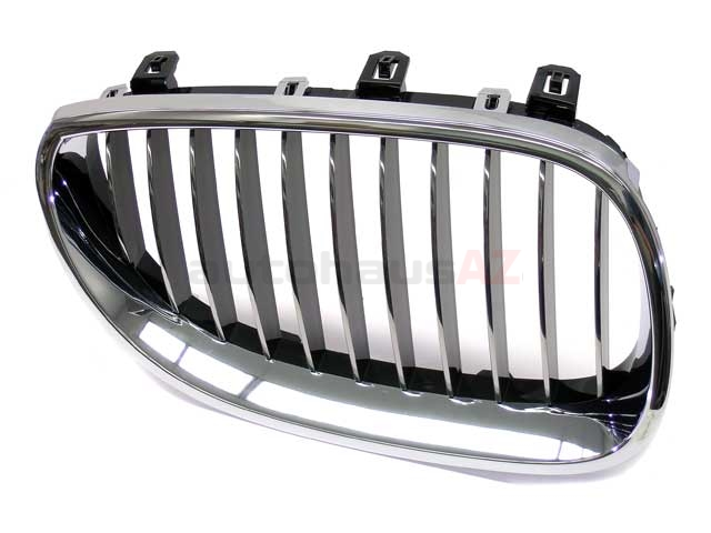 51137065702 Genuine BMW Grille; Front Right