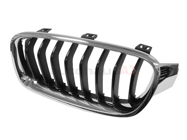 BM-51137260497 Genuine BMW Grille; Left