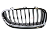 BM-51137412324 Genuine BMW Grille; Right