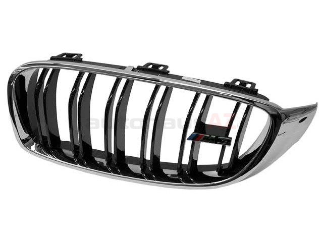 51138056411 Genuine BMW Grille; Front Left