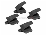 BM-51167155428 Genuine BMW Window Shade Hook Set