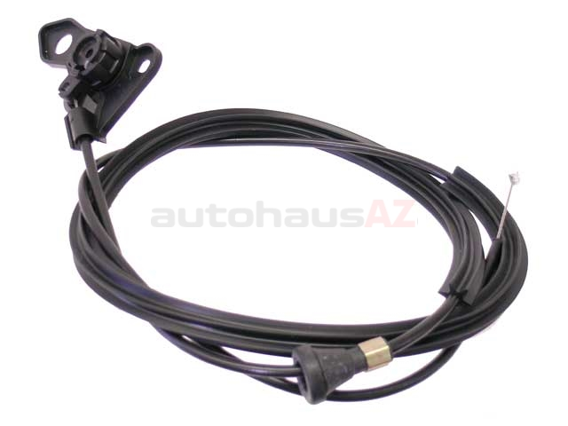 BM-51231960853 Genuine BMW Hood Release Cable