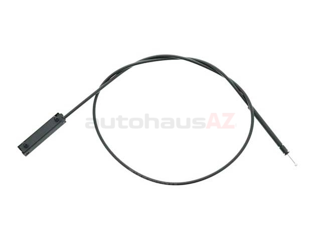 BM-51237184603 Genuine BMW Hood Release Cable