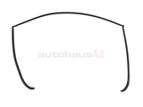 51317057415 Genuine BMW Windshield Molding