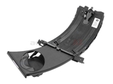 BM-51459173463 Genuine BMW Cup Holder; Left; Black