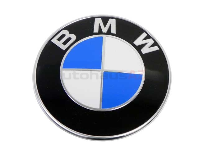 BM-51767288752 Genuine BMW Emblem