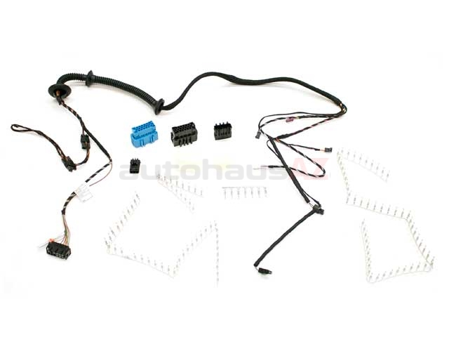 BM-61116907260 Genuine BMW Trunk Compartment Wiring Harness