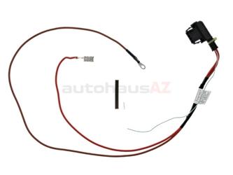 Genuine BMW 61118716083 HVAC Blower Motor Resistor Harness - BMWAutohausAZ