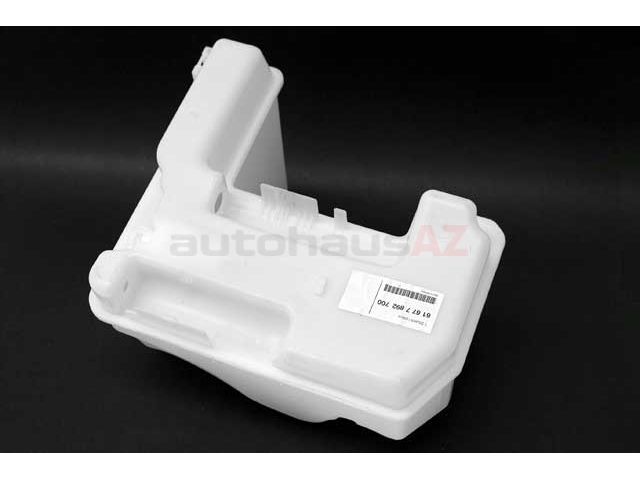 BM-61677892700 Genuine BMW Windshield Washer Fluid Reservoir