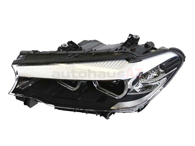 63117214959 Genuine BMW Headlight Assembly; Left