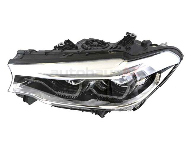 63117214965 Genuine BMW Headlight Assembly; Left