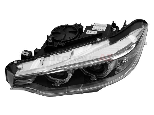 63117377853 Genuine BMW Headlight Assembly; Left