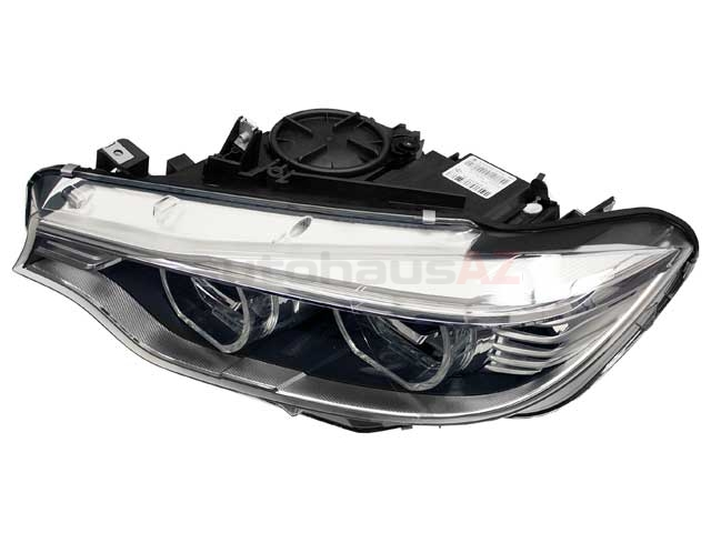 63117377855 Genuine BMW Headlight Assembly; Left