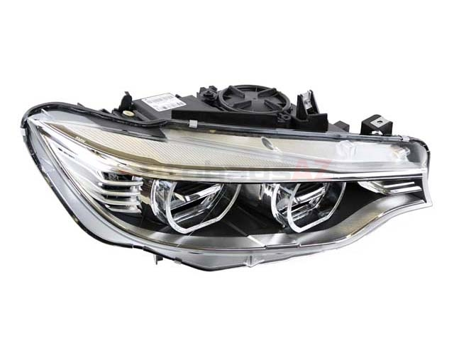 63117377856 Genuine BMW Headlight Assembly; Right