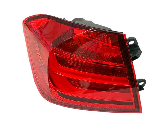 63217313039 Genuine BMW Tail Light; Left Outer