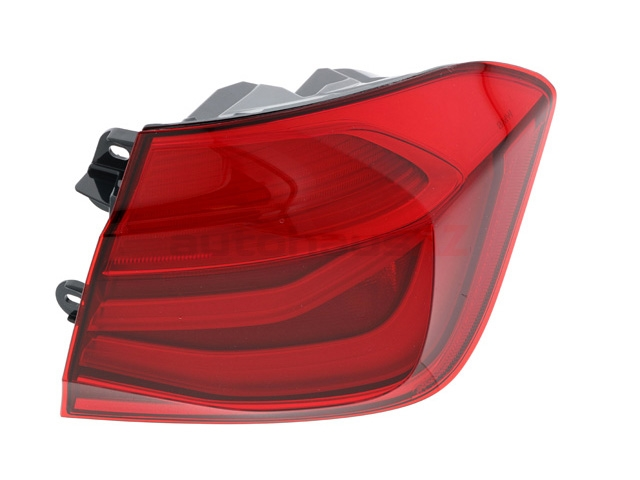 63217369116 Genuine BMW Tail Light; Right Outer