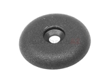 72111917406 Genuine BMW Seat Belt Buckle Button Stop