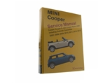 BM13 Robert Bentley Repair Manual - Book Version; 2007-2013 Mini Cooper/Cooper S Models.