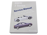 BM8000305 Robert Bentley Repair Manual - Book Version; 1999-2005 3 Series E46 Chassis; OE Factory Authorized