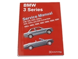 BM8000390 Robert Bentley Repair Manual - Book Version; 1983-1992 3 Series E30 Chassis; OE Factory Authorized
