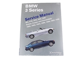 BM8000398 Robert Bentley Repair Manual - Book Version; 1992-1999 3 Series E36 Chassis; OE Factory Authorized