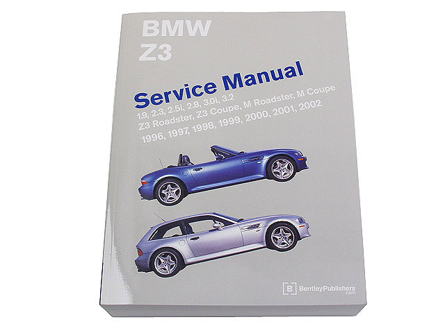 1996 bmw z3 roadster e36 repair manuals autohausaz rh autohausaz com bmw z3 repair manual pdf 1998 bmw z3 repair manual free