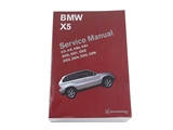 BM800BX56 Robert Bentley Repair Manual - Book Version; 2000-2006 X5 E53 Chassis; OE Factory Authorized