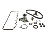 BMW1TIMINGCOMPKIT AAZ Preferred Timing Belt Kit with Water Pump and Seals