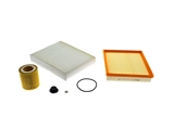 BMWFLTR1KIT AAZ Preferred Air Filter; Air, Cabin and Oil Filter; Kit