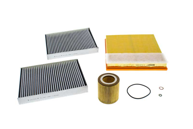 BMWFLTR2KIT AAZ Preferred Air Filter; Air, Cabin and Oil Filter; KIT