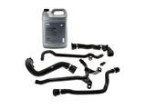 BMWHOSE1KIT AAZ Preferred Coolant Hose; Radiator, Exp Tank, and Heater Hoses/Pipes; KIT