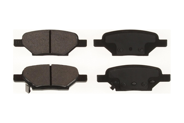 RD1033 Bendix Brake Pad Set; Bendix Global (Ceramic)