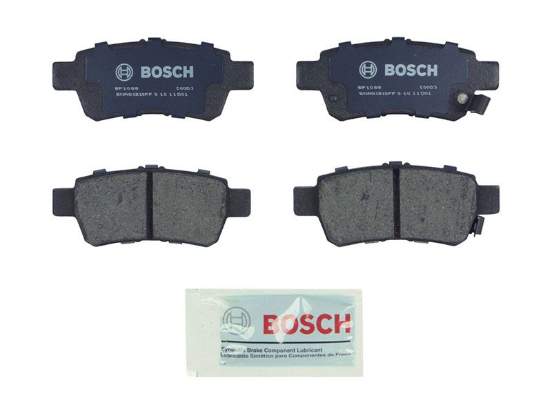 BP1088 Bosch QuietCast Brake Pad Set; Rear