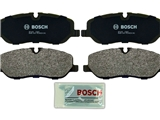 BP1098 Bosch Quiet Cast Brake Pad Set; Front