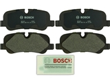BP1099 Bosch Quiet Cast Brake Pad Set; Rear