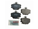 BP1252 Bosch QuietCast Brake Pad Set; Front