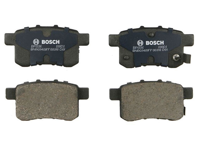 BP1336 Bosch QuietCast Brake Pad Set; Rear